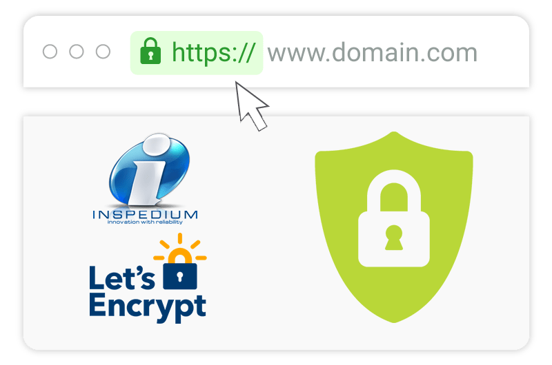 Free Ssl Certificates For All Web Hosting Accounts At Inspedium